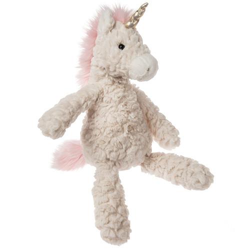 Cream Putty Unicorn by Mary Meyer