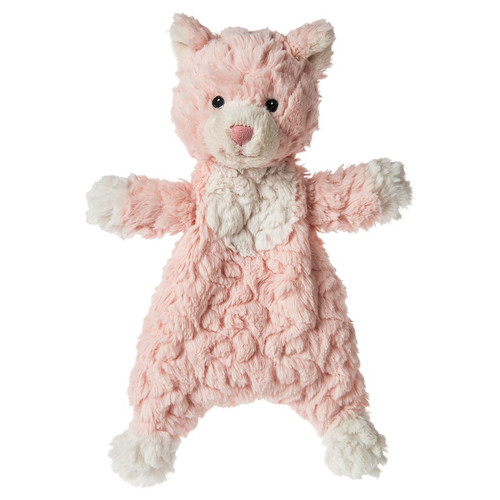 Putty Pink Kitty Lovey by Mary Meyer