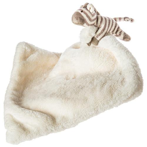 Afrique Zebra Huggy Blanket by Mary Meyer