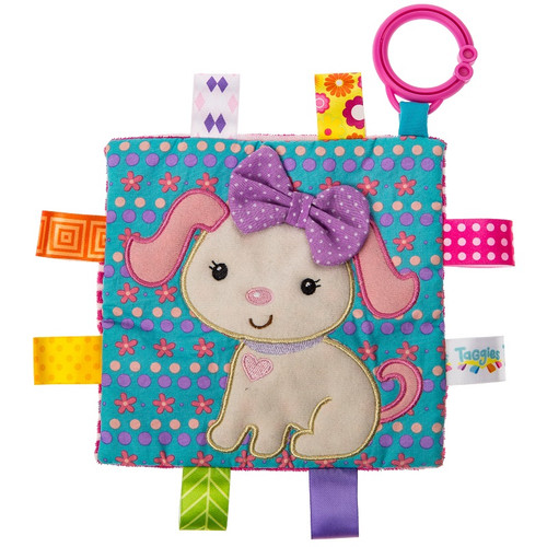 Taggies Crinkle Me Sister Puppy by Mary Meyer
