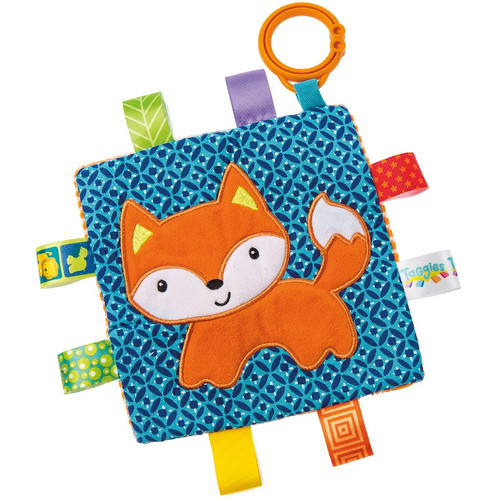 Taggies Crinkle Me Fox by Mary Meyer