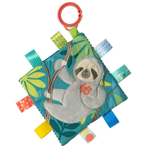 Taggies Crinkle Me Sloth by Mary Meyer