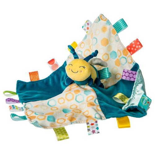Taggies Fuzzy Buzzy Bee Blanket by Mary Meyer