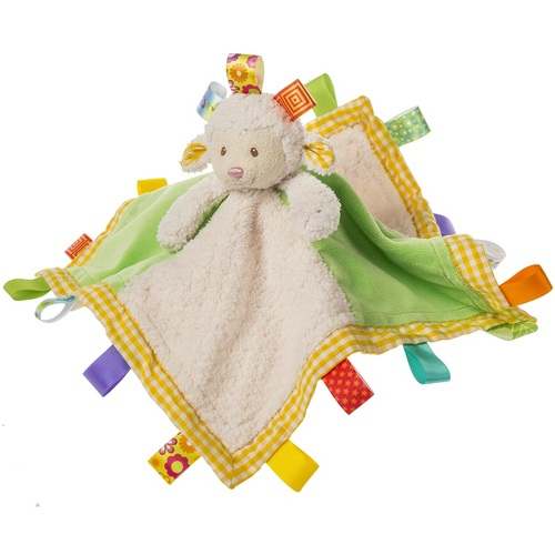 Taggies Sherbert Lamb Blanket by Mary Meyer