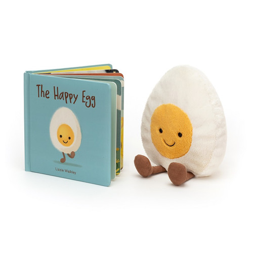 The Happy Egg Book by Jellycat