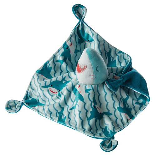 Sweet Soothie Blanket - Shark by Mary Meyer
