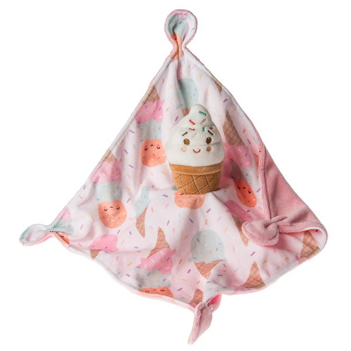 Sweet Soothie Blanket - Ice Cream by Mary Meyer
