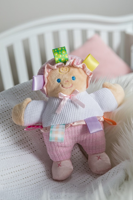 Taggies Baby Doll by Mary Meyer