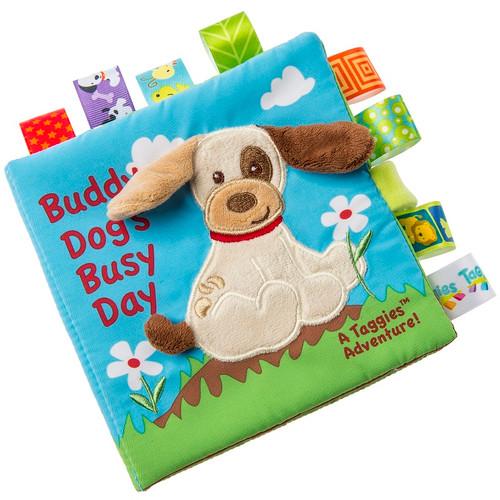 Taggies Buddy Dog Soft Book by Mary Meyer