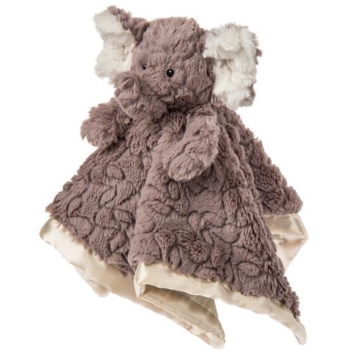 Putty Nursery Elephant Blanket by Mary Meyer