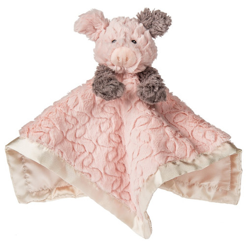 Putty Nursery Piglet Blanket by Mary Meyer