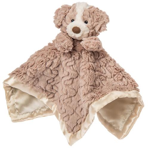 Putty Nursery Hound Blanket by Mary Meyer