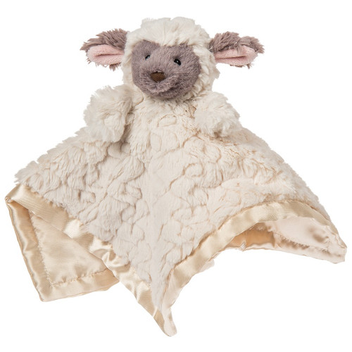 Putty Nursery Lamb Blanket by Mary Meyer