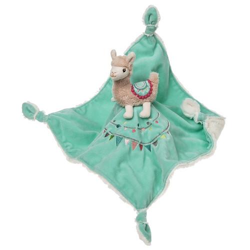 LilyLlama Blanket by Mary Meyer