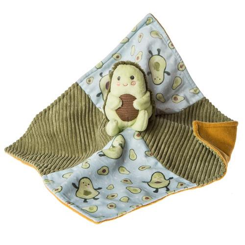 Yummy Avocado Blanket by Mary Meyer