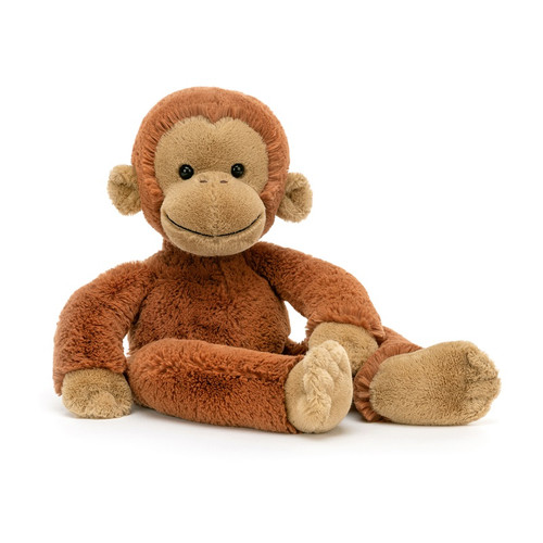 Scrumptious Pongo Orangutan by Jellycat