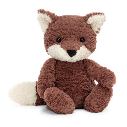 Tumbletuft Fox by Jellycat