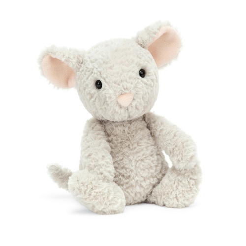 Tumbletuft Mouse by Jellycat