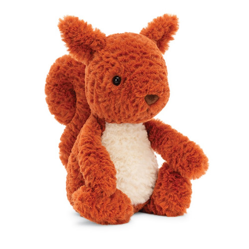 Tumbletuft Squirrel by Jellycat