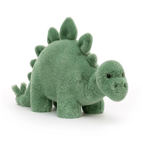 Fossilly Stegosaurus by Jellycat