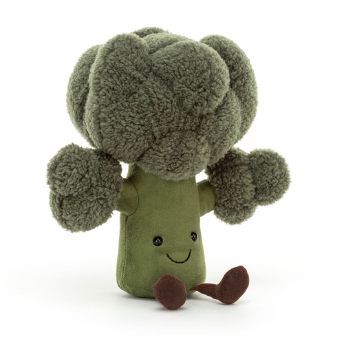 Amuseable Broccoli by Jellycat