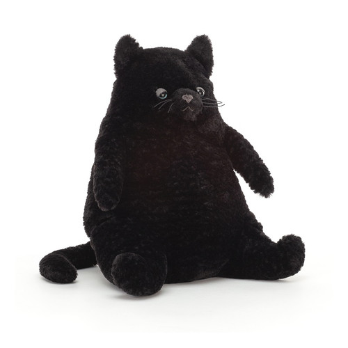 Amore Cat Black by Jellycat
