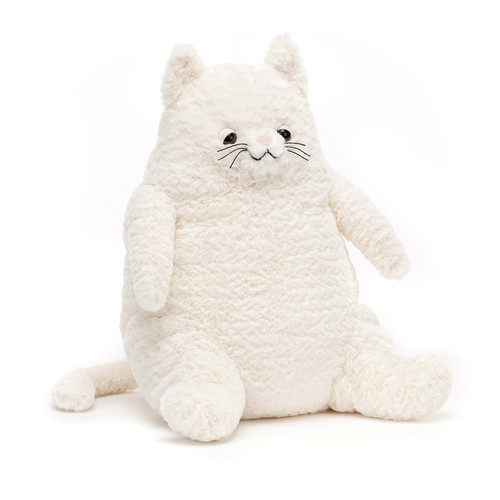 Amore Cat Cream by Jellycat
