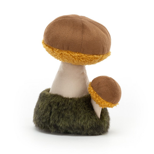 Wild Nature Boletus Mushroom by Jellycat