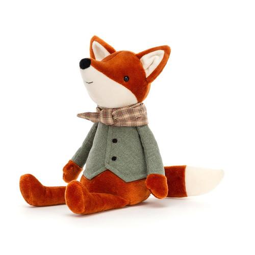 Riverside Rambler Fox by Jellycat