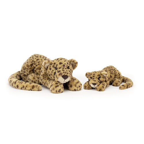 Charley Cheetah by Jellycat