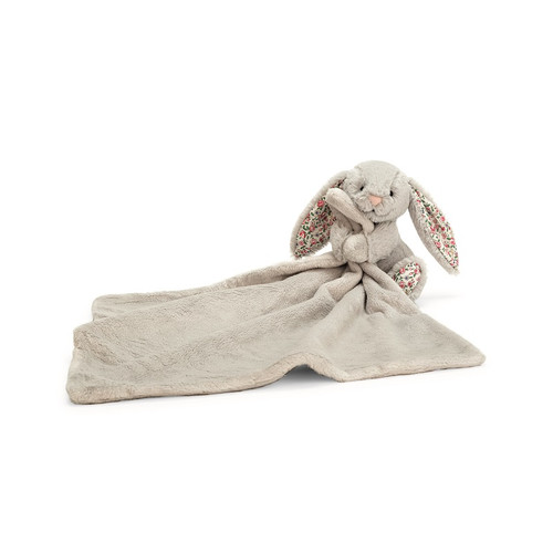Blossom Silver Bunny Soother by Jellycat