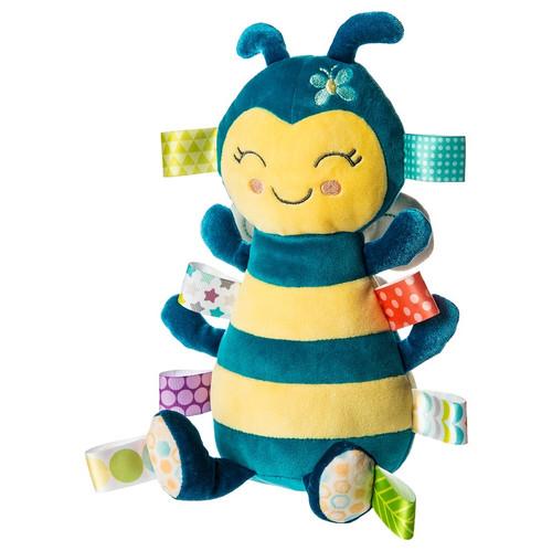 Taggies Fuzzy Buzzy Bee Soft Toy by Mary Meyer