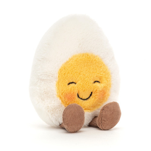 Boiled Egg Blushing by Jellycat