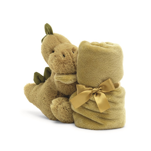 Bashful Dino Soother by Jellycat