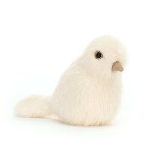 Birdling Dove by Jellycat
