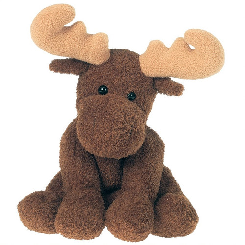 Sweet Marlon Moose by Mary Meyer