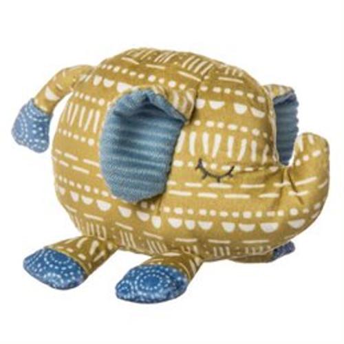 Boho Baby Elephant Rattle by Mary Meyer