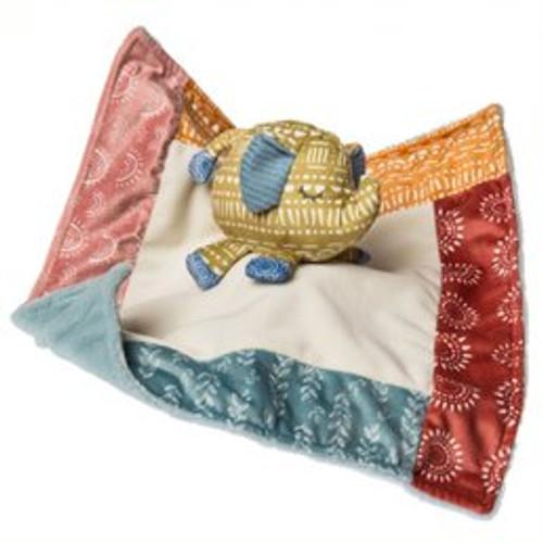 Boho Baby Elephant Blanket by Mary Meyer