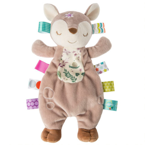 Taggies Flora Fawn Lovey by Mary Meyer