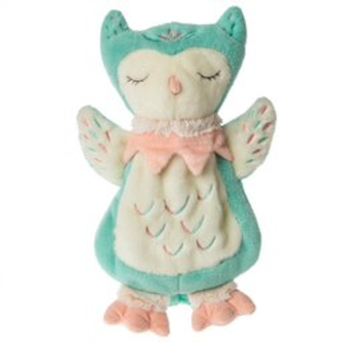 Fairyland Forest Owl Lovey by Mary Meyer