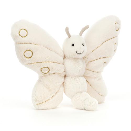 Glistening Winter Butterfly by Jellycat