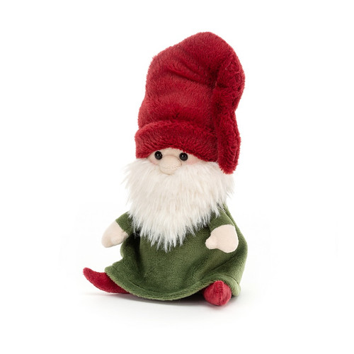 Nisse Gnome Rudy by Jellycat