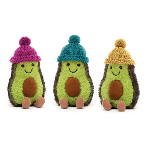 Amuseable Cozy Avocado by Jellycat