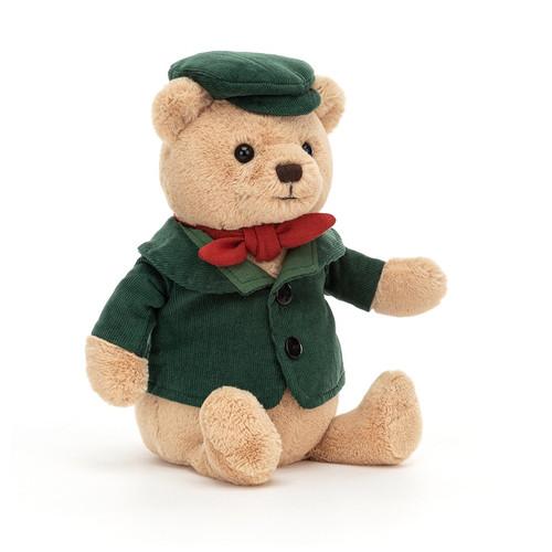 Dickensian Bear by Jellycat