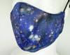 Midnight Galaxy Face Mask