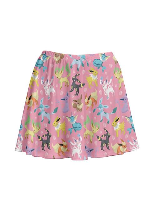 Eeveelution Pink Skirt
