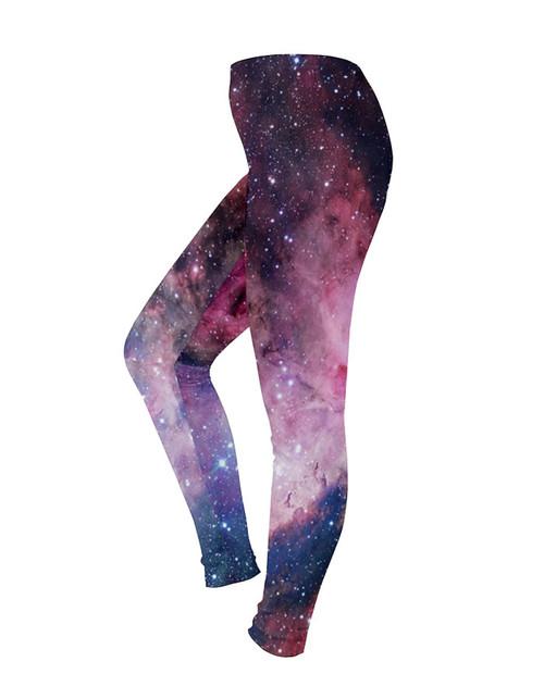 Candy Galaxy Leggings