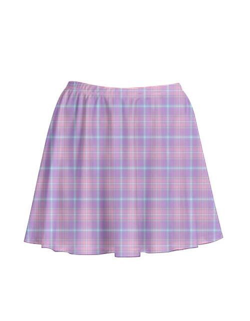 Pre-Order - Pastel Perfect Tartan Skirt