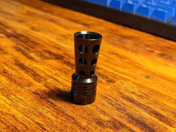 Khyber Pass Trumpet Muzzle Device