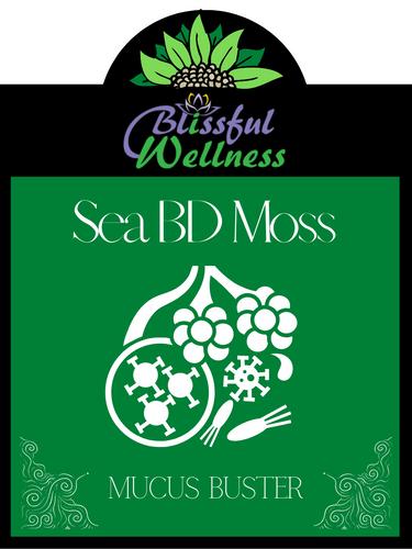 Sea BD Moss Mucus Buster